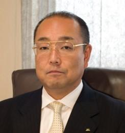 東亜物流株式会社  森本社長